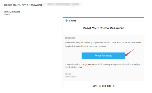 How to reset your Chime password – Chime Support (Chime