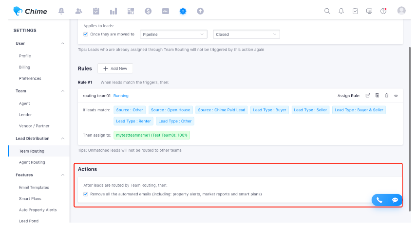 Feature Updates for CRM Version 2 8 0 – Chime Support (Chime